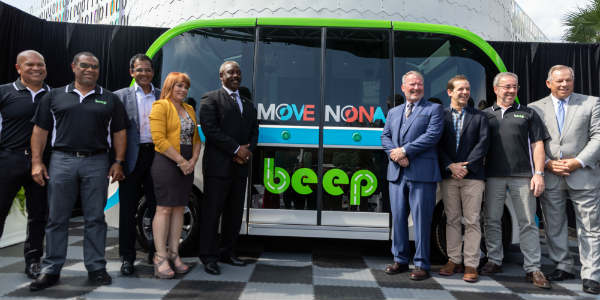 Beep is bringing the first autonomous shuttles to Central Florida with service expected to begin this spring in Lake Nona, and we have the details.
