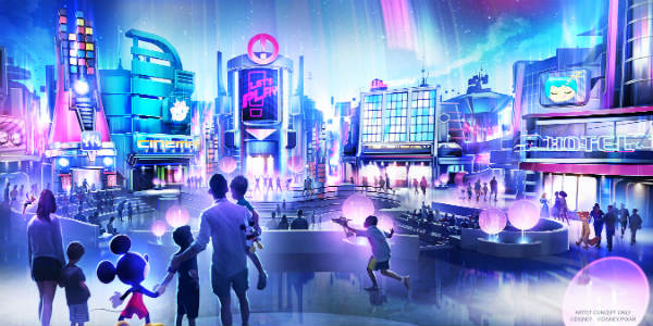 A new pavilion and a new Experience Center showcasing Epcot's future were announced by Walt Disney World