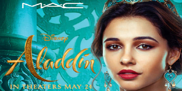 M•A•C Cosmetics to Host World Premiere Event for Disney Aladdin Collection