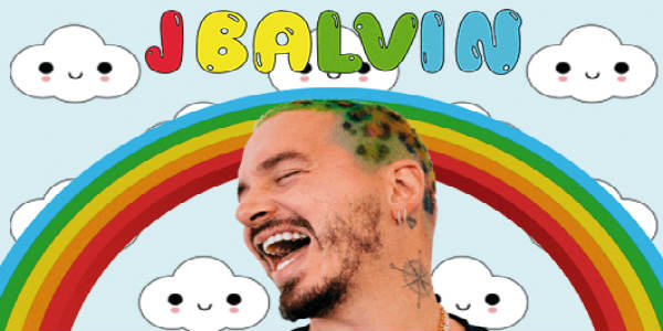 J Balvin has announced his highly-anticipated Arcoiris (rainbow) Tour would make a stop in Orlando