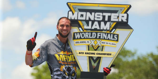 Monster Jam World Finals XX - Blake Granger