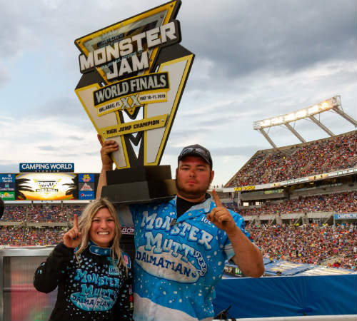 Monster Jam World Finals XX -  Gauthier