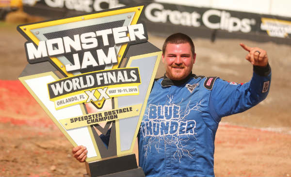 Monster Jam World Finals XX - Matt Cody