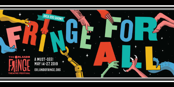 The 28th annual Orlando Fringe Festival returns May 14th-27th.