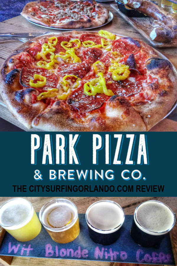 CitySurfing Orlando was invited to check out Park Pizza & Brewery in Lake Nona, and here is our honest review with photos.