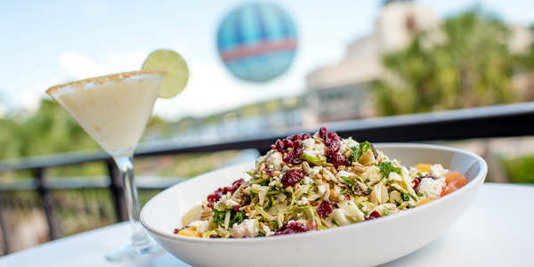 Disney Springs - Flavors of Florida - Planet Hollywood
