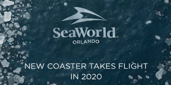 SeaWorld Orlando announced it is building a new roller coaster that will open next year in 2020.