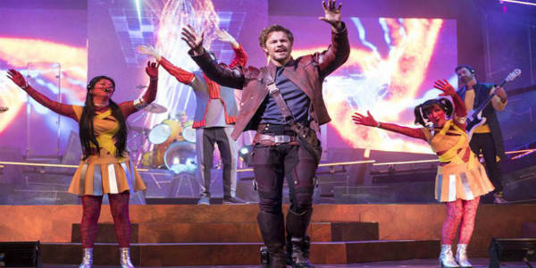 This summer, Star-Lord, Gamora, and all of their Xandarian friends will return to Epcot to rock out in Guardians of the Galaxy - Awesome Mix Live!