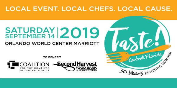 2019 Taste! Central Florida