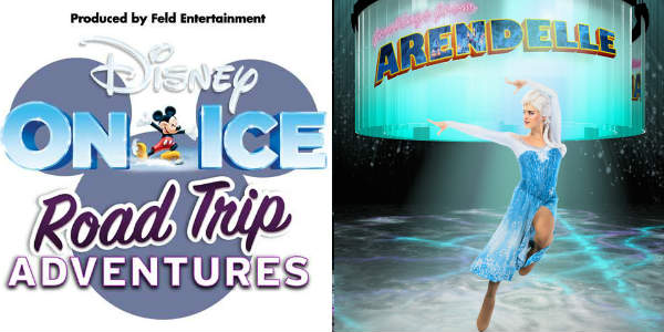 Disney On Ice presents Road Trip Adventures - Elsa