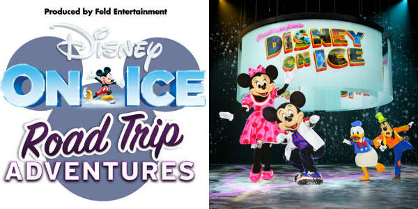 Disney On Ice presents Road Trip Adventures