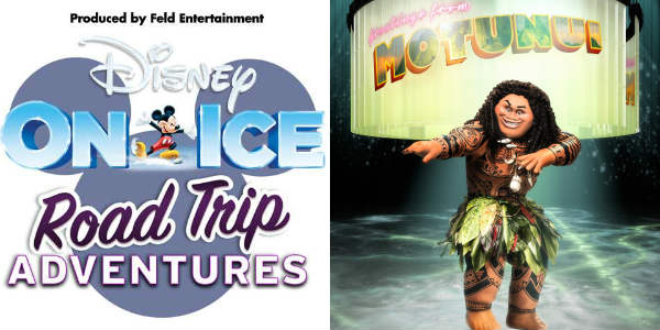 Disney On Ice presents Road Trip Adventures - Maui