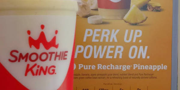 Smoothie King Serves Up Pure Pineapple Recharge for Summer