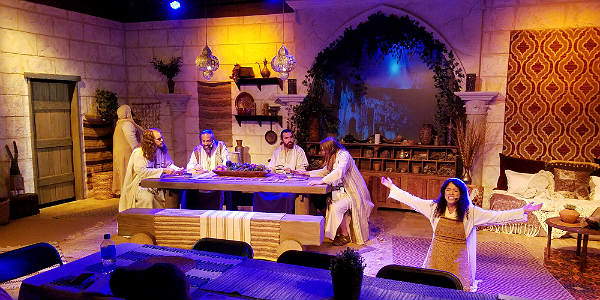 The Holy Land Experience - Lazerus