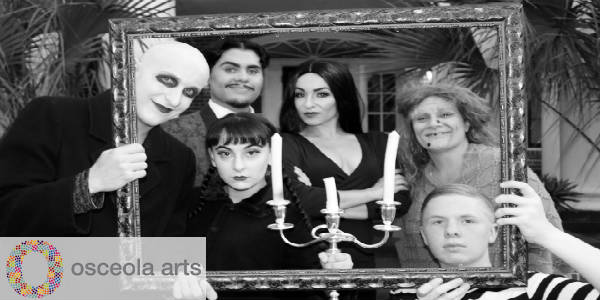 Osceola Arts Opens 2019-2020 Season with The Addams Family: A New Musical