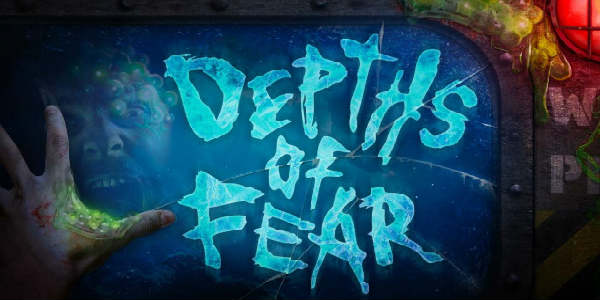 Universal Orlando Halloween Horror Nights - Depths of Fear