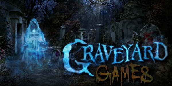 Universal Orlando Halloween Horror Nights - Graveyard Games