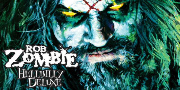 Universal Orlando Halloween Horror Nights scare zones - ROB ZOMBIE HELBILLY DELUXE