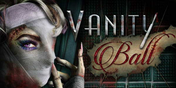 Universal Orlando Halloween Horror Nights scare zones - VANITY BALL