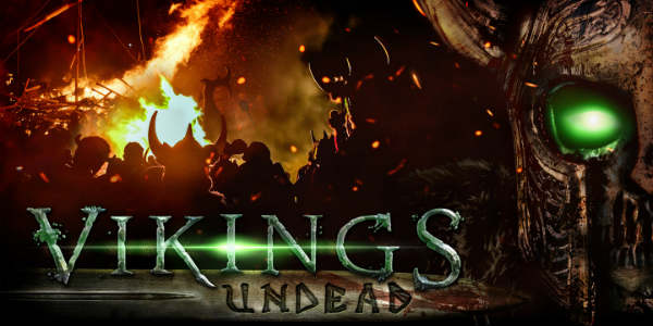 Universal Orlando Halloween Horror Nights scare zones - VIKINGS UNDEAD