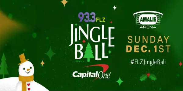 93.3 FLZ Jingle Ball 2019