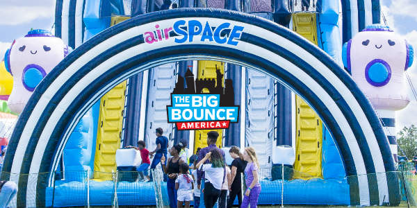 The Big Bounce America Tour in Kissimmee