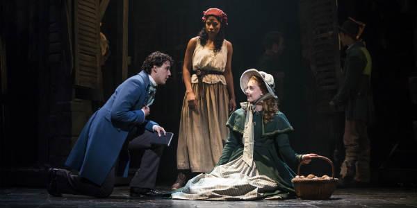 Les Miserables at Dr. Phillips Center - cast