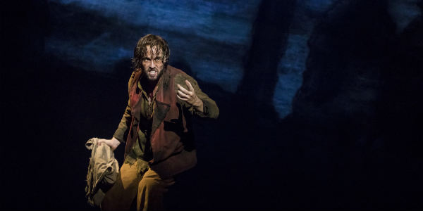 Les Miserables at Dr. Phillips Center - Nick Cartell