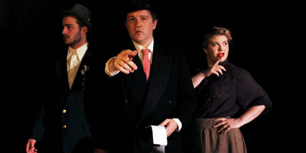 Annie Russell Theatre at Rollins College Presents 'Private Lies: Improvised Film Noir' Nov 15-23