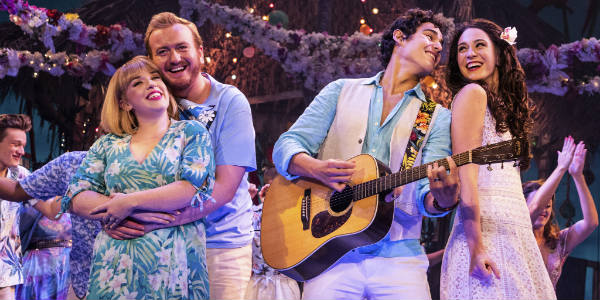 Escape to Margaritaville at Dr Phillips Center .. photo credits: Matthew Murphy