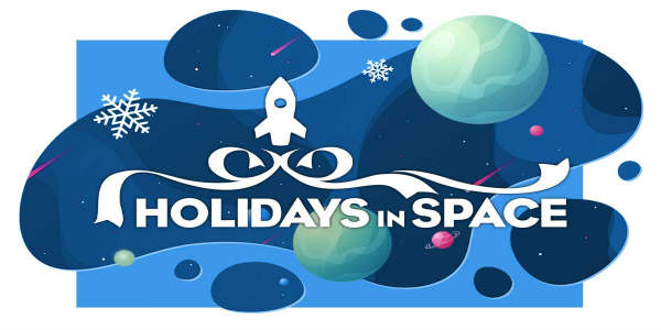 Holidays in Space event returns to Kennedy Space Center Visitor Complex