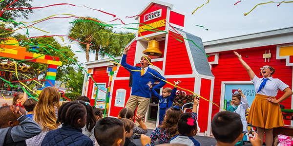 Florida Prepaid Schoolhouse in DUPLO® Valley.