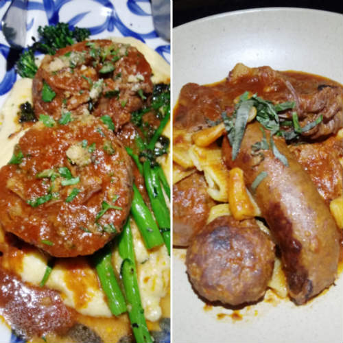 Mia's Italian Kitchen Orlando - Braciole Di Manzo and Sunday Gravy