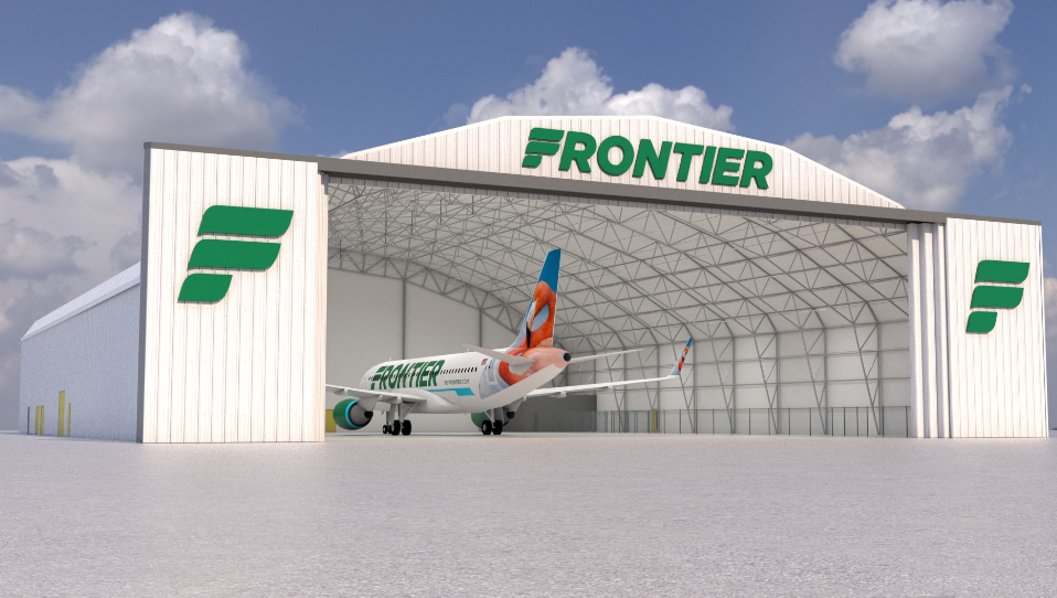Frontier Airlines at OIA