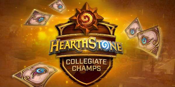 2019 Hearthstone Collegiate Championship Fall Finals at The Fortress At Full Sail University