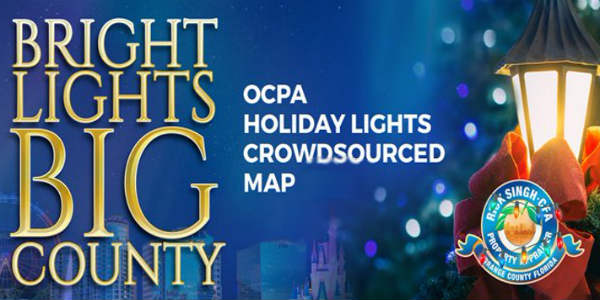 Bright Lights Big County: OCPA Holiday Lights Crowdsourced Map