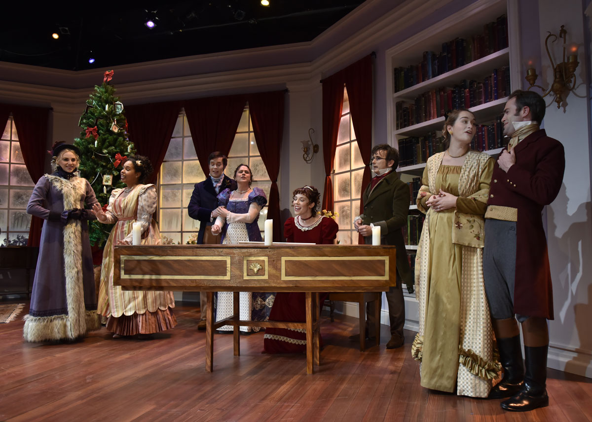 Orlando Shakes presents 'Miss Bennet: Christmas at Pemberley' cast