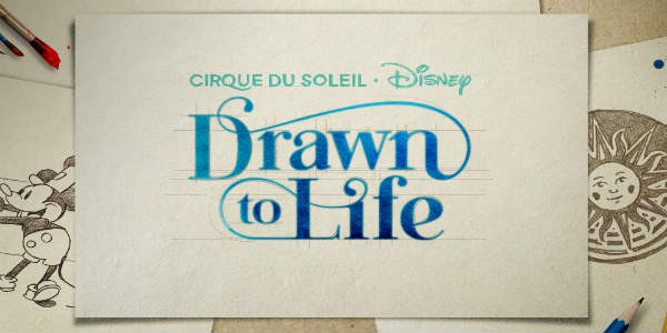 Cirque du Soleil Show,'Drawn to Life,' Coming to Disney Springs