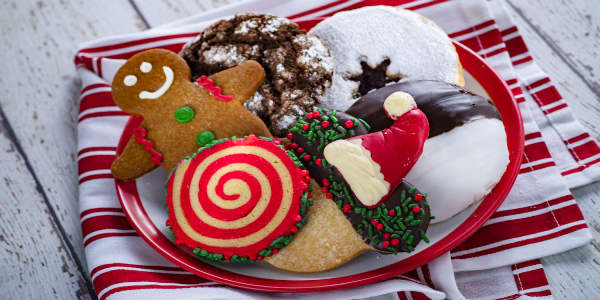 Epcot International Festival of the Holidays - Holiday Cookie Stroll
