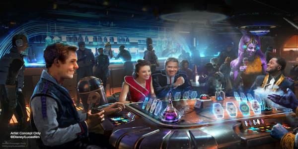 Star Wars: Galactic Starcruiser to Debut at Walt Disney World