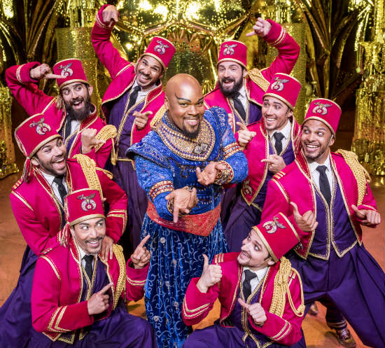 Disney's Aladdin Comes to Dr. Phillips Center With Orlando's Michael James Scott