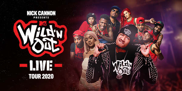 Nick Cannon's MTV Wild 'N Out Live Tour