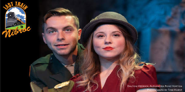 Mad Cow Theatre presents 'Last Train to Nibroc'
