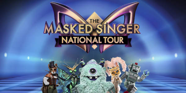 The Masked Singer National Tour is coming to Orlando