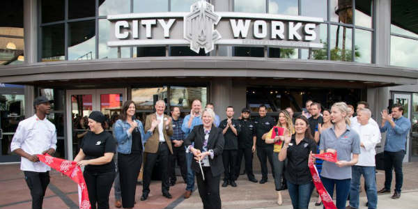 City Works Eatery & Pour House has opened at Disney Springs