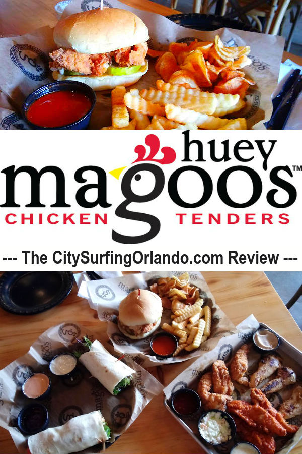 Huey Magoo's dining review