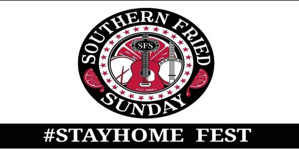 Southern Fried Sunday to Host Free Online #StayHome Music Fest March 29 With Optional Food Supplied by Winter Park's New Standard