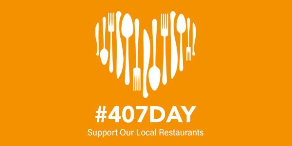 Orange County and Visit Orlando Launch '#407Day Campaign