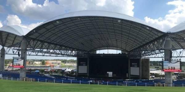 MIDFLORIDA Credit Union Amphitheatre, Tampa