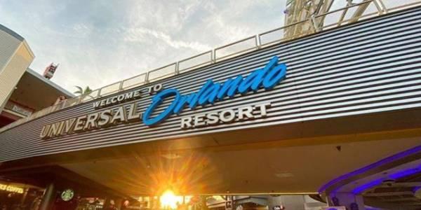 Universal Orlando CityWalk sign